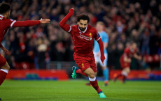 (SP)BRITAIN-LIVERPOOL-SOCCER-UEFA CHAMPIONS LEAGUE-LIVERPOOL VS MANCHESTER CITY