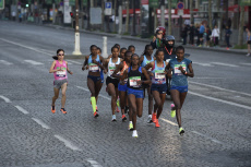 (SP)FRANCE-PARIS-MARATHON