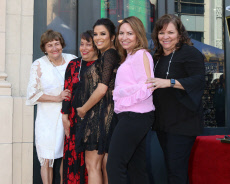 USA - Eva Longoria Baston Star Ceremony - Los Angeles