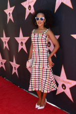 USA - Eva Longoria Star On The Hollywood Walk Of Fame Post Luncheon - Beverly Hills