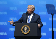 Trump and NRA