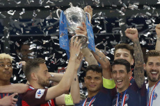 PSG set record with 4th straight Coupe de France crown