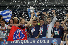France Soccer French Cup Final