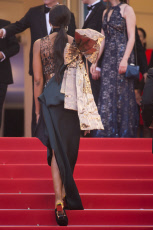 71st annual Cannes Film Festival - Fashion For Relief - Catwalk show & Afterparty