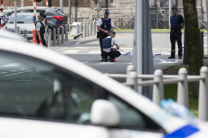 Attack on Police Officers in Liege