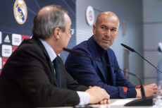 APTOPIX Spain Real Madrid Soccer Zidane Quits