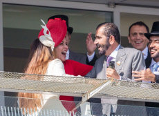 Investec Derby Festival, Race Day, Epsom Downs Racecourse, UK - 02 Jun 2018