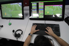 Russia Soccer WCup Video Assistant Referee