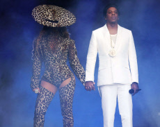 Beyonce and Jay-Z in concert, 'On The Run II Tour', The London Stadium, UK - 15 Jun 2018
