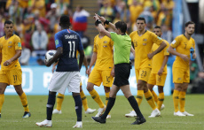 Russia Soccer WCup France Australia