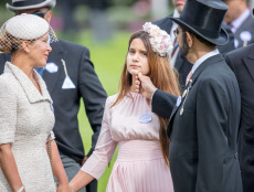 Royal Ascot, Day Two, UK - 20 Jun 2018