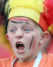 (SP)RUSSIA-MOSCOW-2018 WORLD CUP-GROUP G-BELGIUM VS TUNISIA