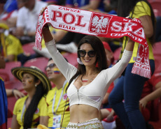 (SP)RUSSIA-KAZAN-2018 WORLD CUP-GROUP H-POLAND VS COLOMBIA