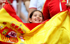 (SP)RUSSIA-MOSCOW-2018 WORLD CUP-ROUND OF 16-SPAIN VS RUSSIA
