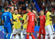 Colombia v England, Round of 16, 2018 FIFA World Cup football match, Spartak Stadium, Moscow, Russia - 03 Jul 2018