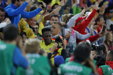 Russia Soccer WCup Colombia England
