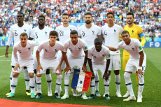 Russia 2018: France Team