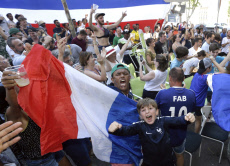 France WCup Soccer