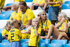 Russia 2018: Sweden v England 2018 FIFA World Cup Russia