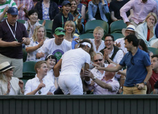 Britain Wimbledon Tennis