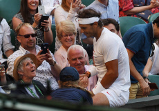 Wimbledon - Day Nine