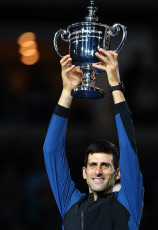 (SP)US-NEW YORK-TENNIS-US OPEN-MEN'S SINGLES-FINAL