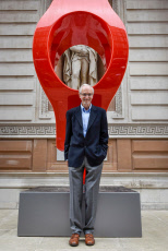'The Art of Making Buildings' photocall, Royal Academy of Arts, London, UK - 12 Sep 2018