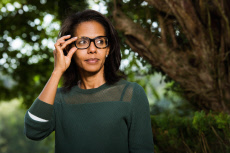 LOCHES: Audrey Pulvar Close Up