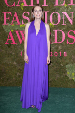 Green Carpet Fashion Awards Italia, Spring Summer 2019, Milan Fashion Week, Italy - 23 Sep 2018