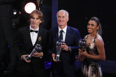 best FIFA awards