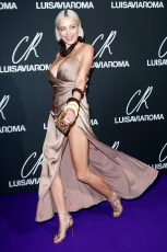 CR Fashion Book x Luisaviaroma party, Spring Summer 2019, Paris Fashion Week, France - 01 Oct 2018