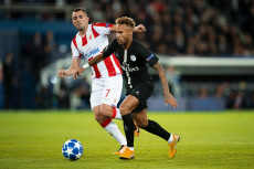 UEFA Champions League Group C Paris Saint Germain VS FC Red Star Belgrade