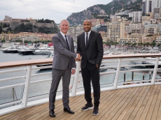 France Football Thierry Henry new coach of Monaco