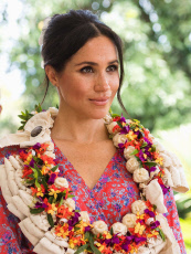 Prince Harry and Meghan Duchess of Sussex tour of Fiji - 24 Oct 2018