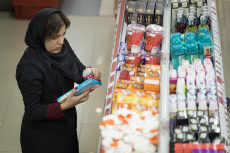 Iran-Countdown until next sanctions-Shopping