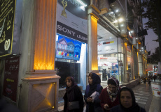 Iran-Countdown until next sanctions-Household appliance