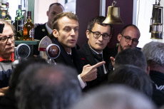 President Macron tour to commemorate the centenary of the end of the First World War
