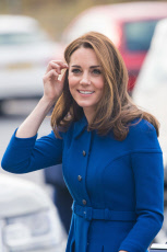 Prince William and Catherine Duches sof Cambridge visit South Yorkshire, UK - 14 Nov 2018