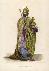 Charlemagne, King and Emperor