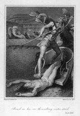 Achilles and the Corpse
