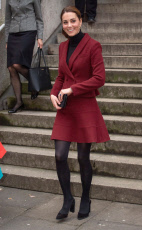 Catherine Duchess of Cambridge visit to the UCL Developmental Neuroscience Lab, London, UK - 21 Nov 2018