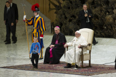 General Papal audeince Paul VI Hall Vatican City Italy