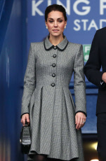 Duke and Duchess of Cambridge visit to Leicester, UK - 28 Nov 2018