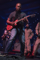 Ray Parker Jr performs at For The Love Of Sci-Fi Convention