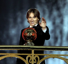 Football Golden Ball (Ballon d'Or) award ceremony