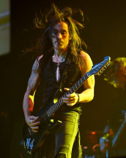 Generation Axe in concert at the Hard Rock Events Center, Hollywood, Florida, USA - 10 Dec 2018