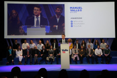 Barcelona: Manuel Valls first meeting - candidacy for mayor of Barcelona