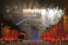 France New Year