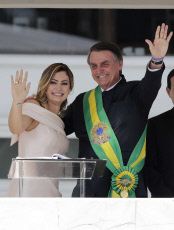 Investiture Bolsonaro
