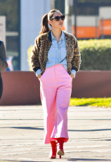 Cara Santana out and about, Los Angeles, USA - 04 Jan 2019